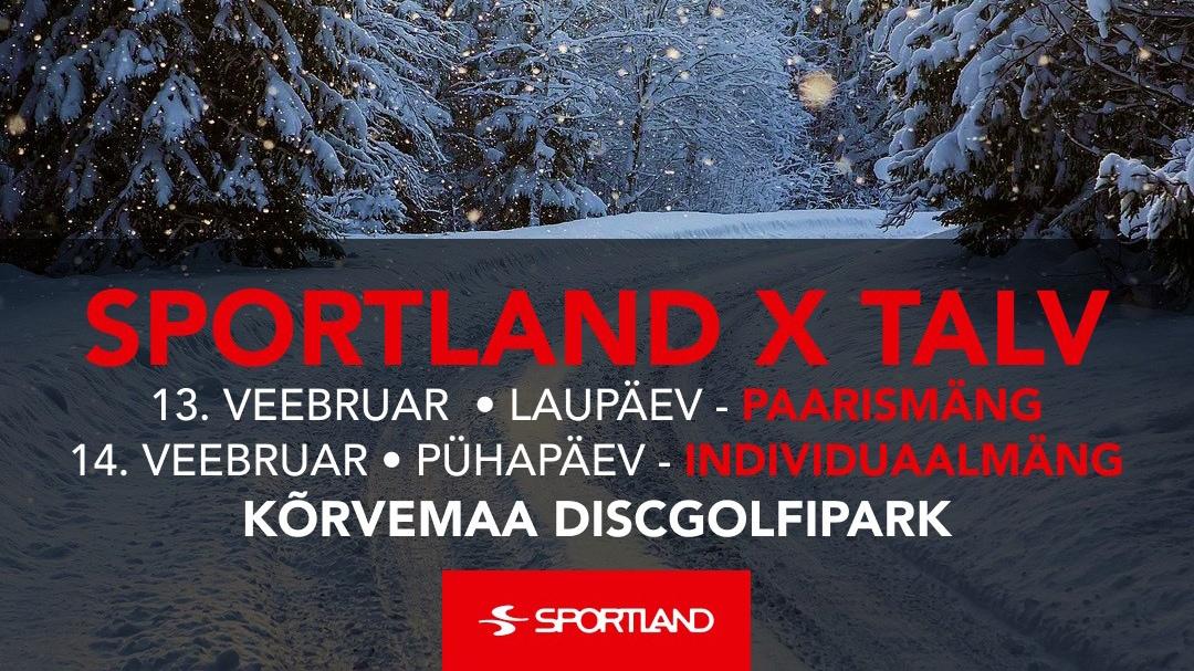 Sportland talv