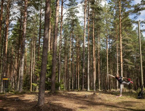 Eesti Discgolfi Liit kuulutab välja konkursi