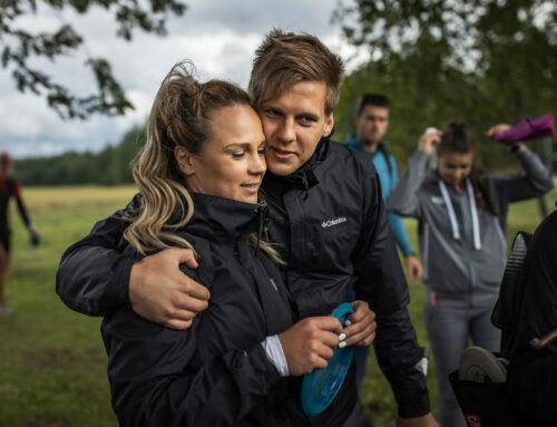 Discgolfi saadikud Kristin Tattar ja Silver Lätt võtsid Vikerraadios kokku spordiala hetkeseisu Eestis