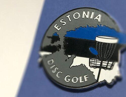 Toeta Eesti discgolfi koondist!